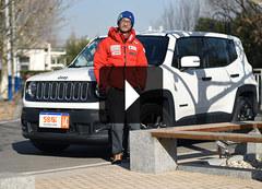 视频Jeep自由侠手动版