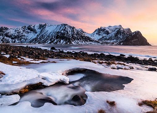 镜头下的挪威影像 欧洲最神奇之美景