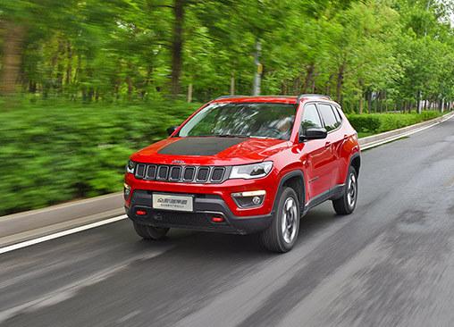 Jeep指南者200TS高性能四驱版 试驾体验