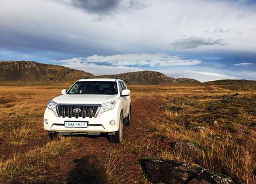 冰岛普拉多自驾之旅 愿望终于实现