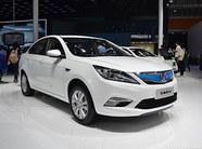 新款逸动EV/蓝动版上市