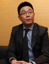 三菱汽车销售总监崔寒川