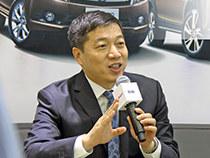 专访:启辰事业部部长 洪浩